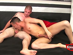 Newbies kyle johnson and griffin matthew team up in this update