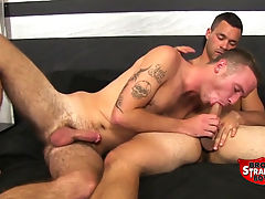 Sergio valen and romeo james burn the bed in this update