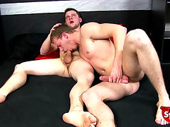 Lucas weston is raw fucked by johnny forza