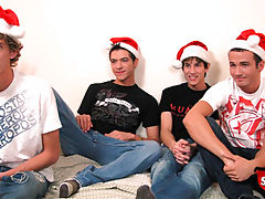 Watch these boys in this xmas shoot as they find out how to make some cash for the holidays